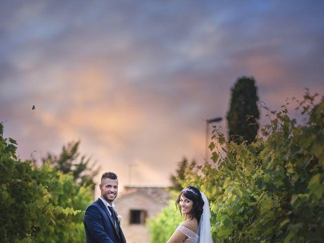 Il matrimonio di Giacomo e Camilla a Appignano, Macerata 3