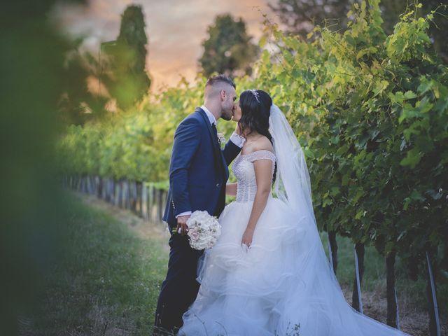 Il matrimonio di Giacomo e Camilla a Appignano, Macerata 1