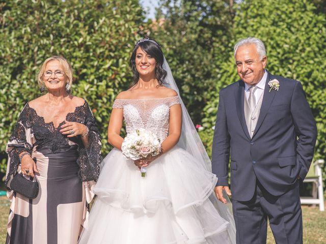 Il matrimonio di Giacomo e Camilla a Appignano, Macerata 17