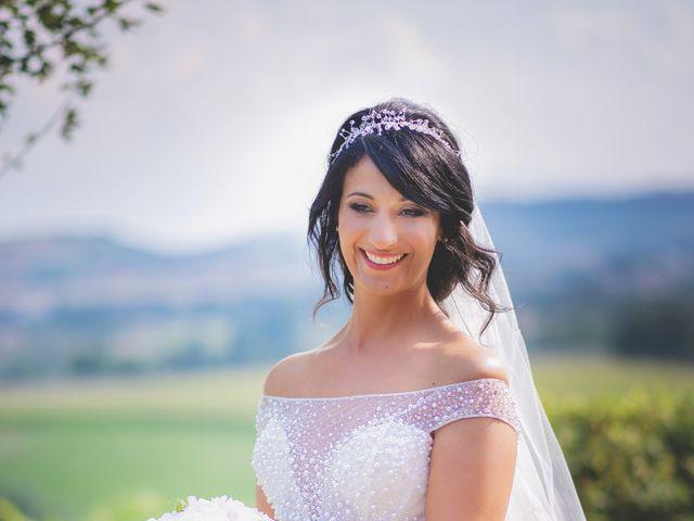 Il matrimonio di Giacomo e Camilla a Appignano, Macerata 18