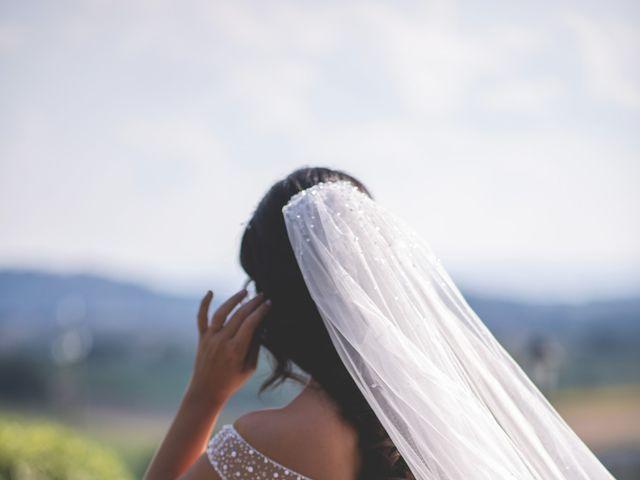 Il matrimonio di Giacomo e Camilla a Appignano, Macerata 20