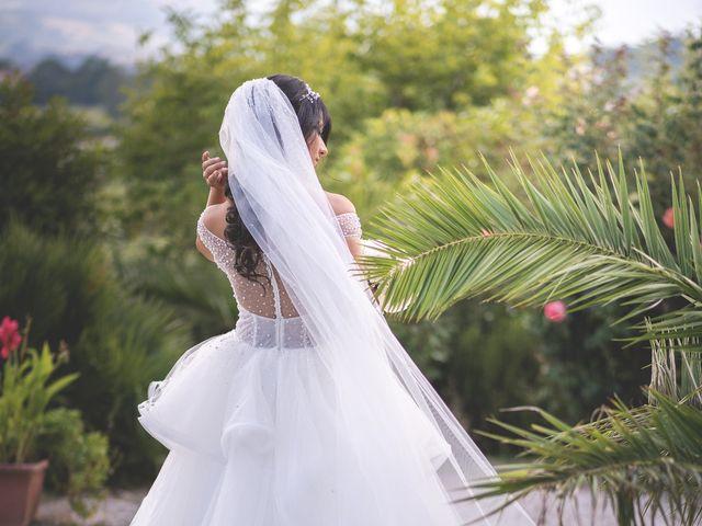 Il matrimonio di Giacomo e Camilla a Appignano, Macerata 23