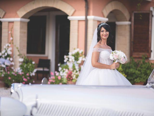 Il matrimonio di Giacomo e Camilla a Appignano, Macerata 24