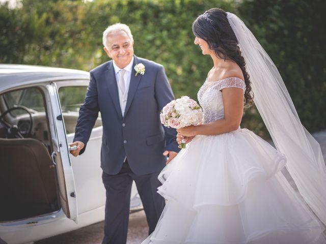 Il matrimonio di Giacomo e Camilla a Appignano, Macerata 25