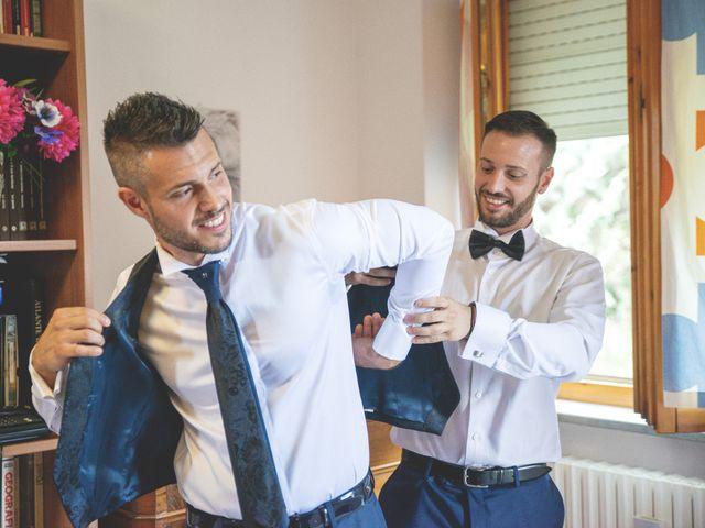 Il matrimonio di Giacomo e Camilla a Appignano, Macerata 30