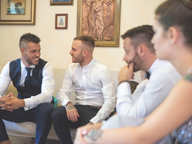 Il matrimonio di Giacomo e Camilla a Appignano, Macerata 36