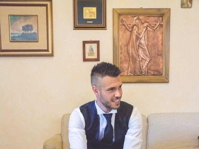 Il matrimonio di Giacomo e Camilla a Appignano, Macerata 37