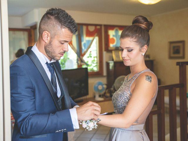 Il matrimonio di Giacomo e Camilla a Appignano, Macerata 38