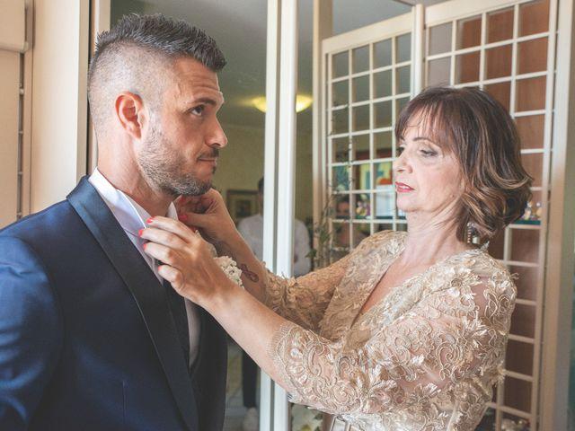 Il matrimonio di Giacomo e Camilla a Appignano, Macerata 41