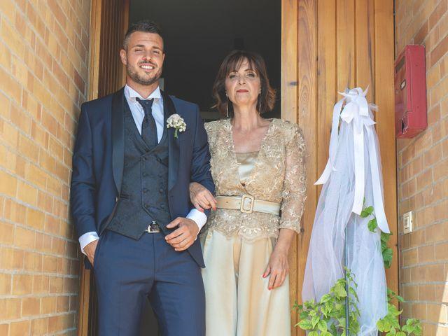Il matrimonio di Giacomo e Camilla a Appignano, Macerata 45