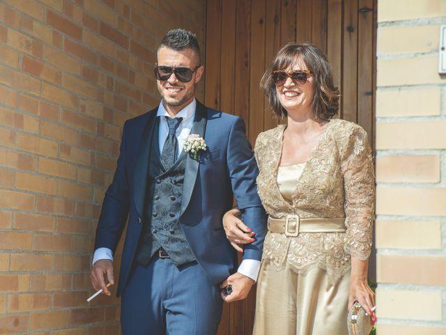 Il matrimonio di Giacomo e Camilla a Appignano, Macerata 46