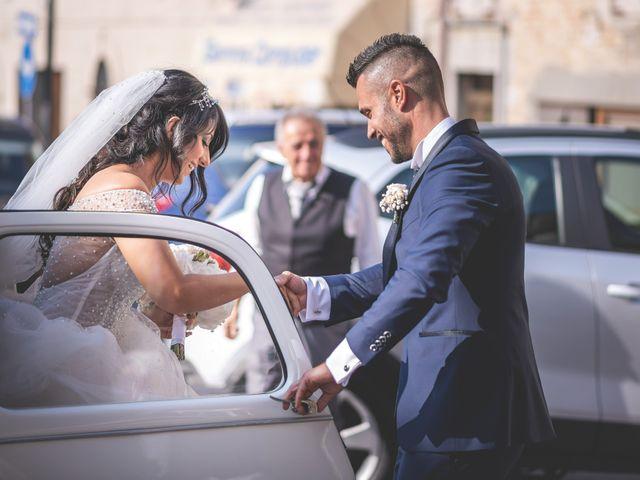 Il matrimonio di Giacomo e Camilla a Appignano, Macerata 49