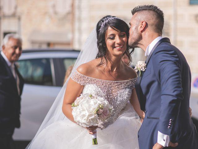 Il matrimonio di Giacomo e Camilla a Appignano, Macerata 50