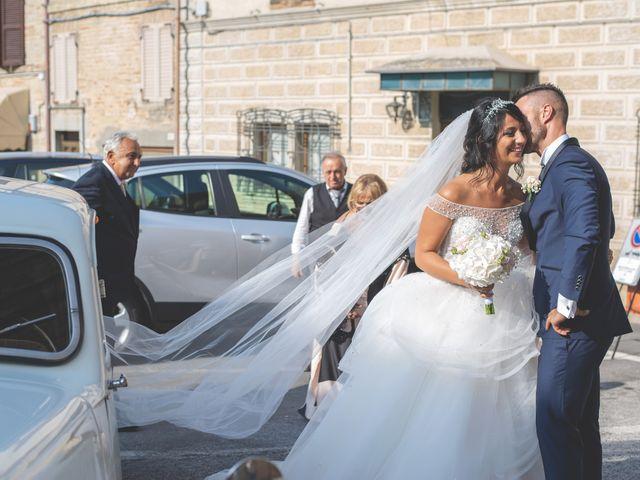Il matrimonio di Giacomo e Camilla a Appignano, Macerata 51