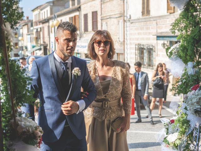 Il matrimonio di Giacomo e Camilla a Appignano, Macerata 52