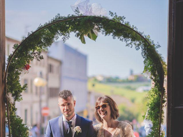 Il matrimonio di Giacomo e Camilla a Appignano, Macerata 53