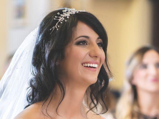Il matrimonio di Giacomo e Camilla a Appignano, Macerata 56