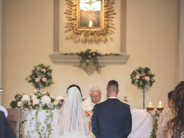 Il matrimonio di Giacomo e Camilla a Appignano, Macerata 58