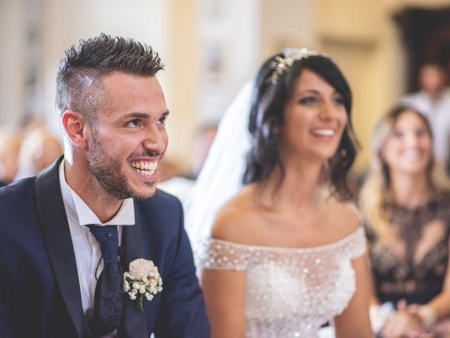 Il matrimonio di Giacomo e Camilla a Appignano, Macerata 60