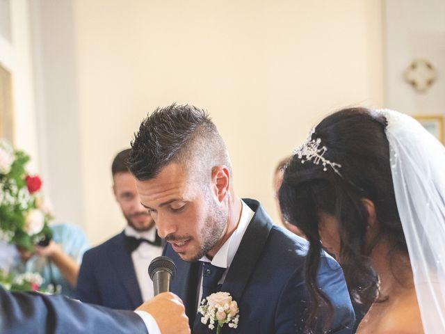 Il matrimonio di Giacomo e Camilla a Appignano, Macerata 62