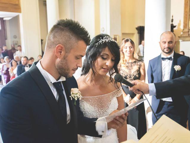 Il matrimonio di Giacomo e Camilla a Appignano, Macerata 63