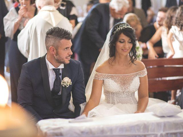 Il matrimonio di Giacomo e Camilla a Appignano, Macerata 66