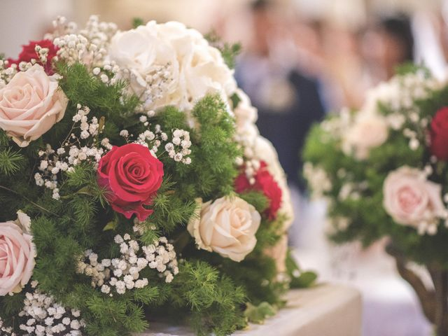 Il matrimonio di Giacomo e Camilla a Appignano, Macerata 67