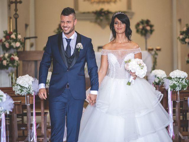 Il matrimonio di Giacomo e Camilla a Appignano, Macerata 68