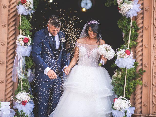 Il matrimonio di Giacomo e Camilla a Appignano, Macerata 70