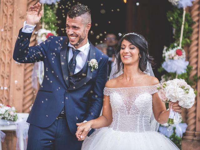 Il matrimonio di Giacomo e Camilla a Appignano, Macerata 71