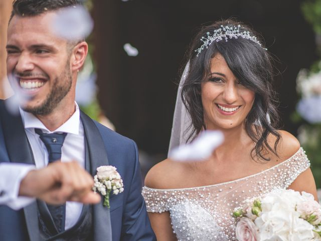 Il matrimonio di Giacomo e Camilla a Appignano, Macerata 73