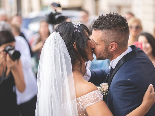 Il matrimonio di Giacomo e Camilla a Appignano, Macerata 74