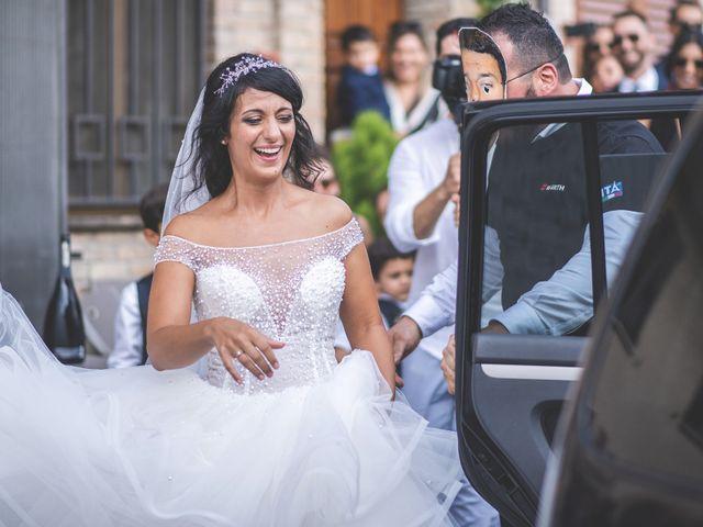 Il matrimonio di Giacomo e Camilla a Appignano, Macerata 84