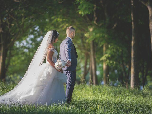Il matrimonio di Giacomo e Camilla a Appignano, Macerata 86