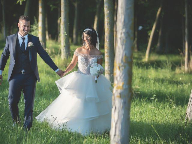 Il matrimonio di Giacomo e Camilla a Appignano, Macerata 87