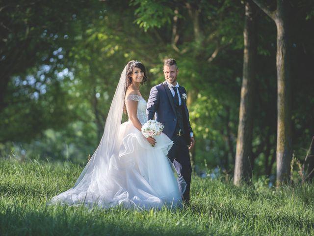 Il matrimonio di Giacomo e Camilla a Appignano, Macerata 88