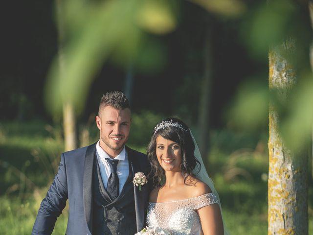 Il matrimonio di Giacomo e Camilla a Appignano, Macerata 92