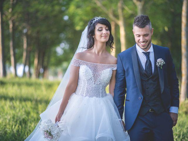 Il matrimonio di Giacomo e Camilla a Appignano, Macerata 94