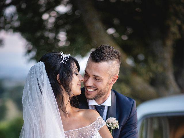 Il matrimonio di Giacomo e Camilla a Appignano, Macerata 102