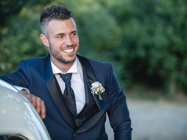 Il matrimonio di Giacomo e Camilla a Appignano, Macerata 111