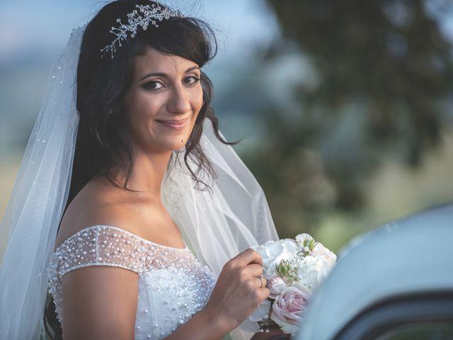 Il matrimonio di Giacomo e Camilla a Appignano, Macerata 112