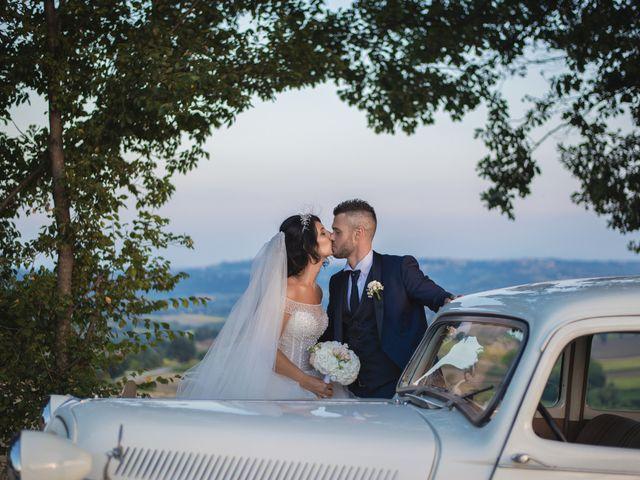 Il matrimonio di Giacomo e Camilla a Appignano, Macerata 113