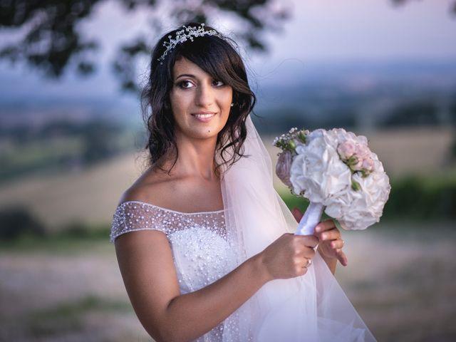 Il matrimonio di Giacomo e Camilla a Appignano, Macerata 114