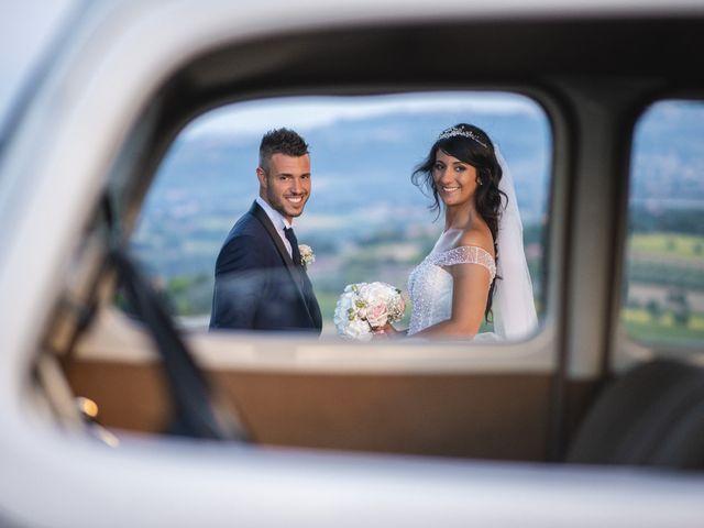 Il matrimonio di Giacomo e Camilla a Appignano, Macerata 115