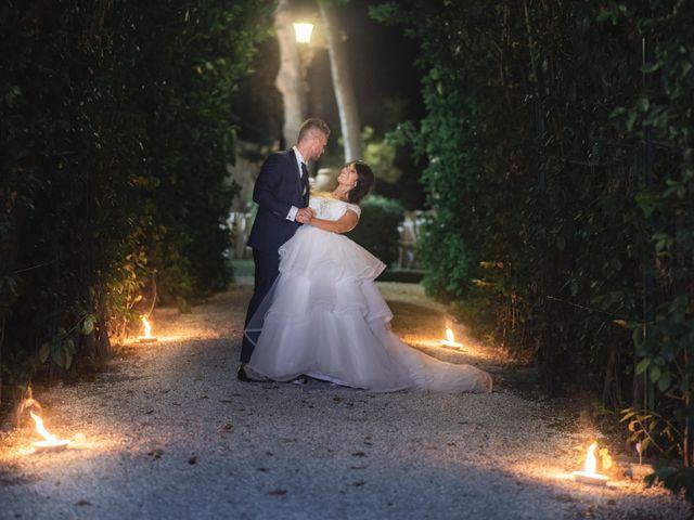 Il matrimonio di Giacomo e Camilla a Appignano, Macerata 118