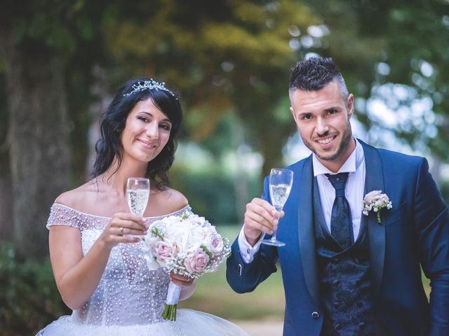 Il matrimonio di Giacomo e Camilla a Appignano, Macerata 121
