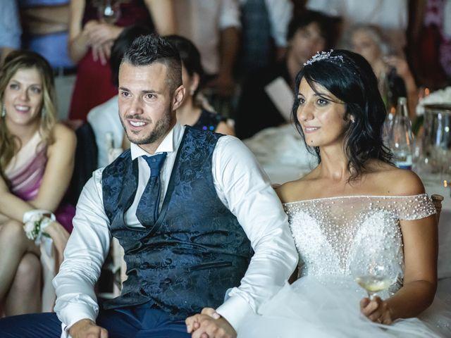 Il matrimonio di Giacomo e Camilla a Appignano, Macerata 136