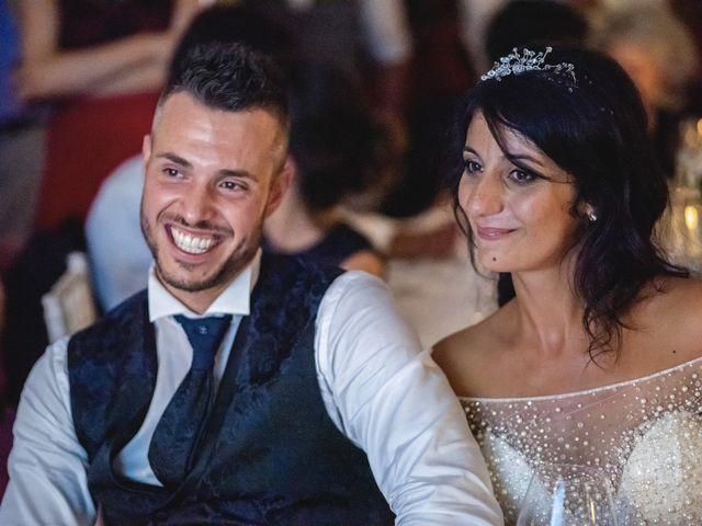 Il matrimonio di Giacomo e Camilla a Appignano, Macerata 138