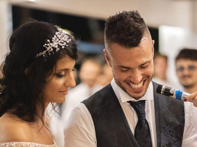 Il matrimonio di Giacomo e Camilla a Appignano, Macerata 139