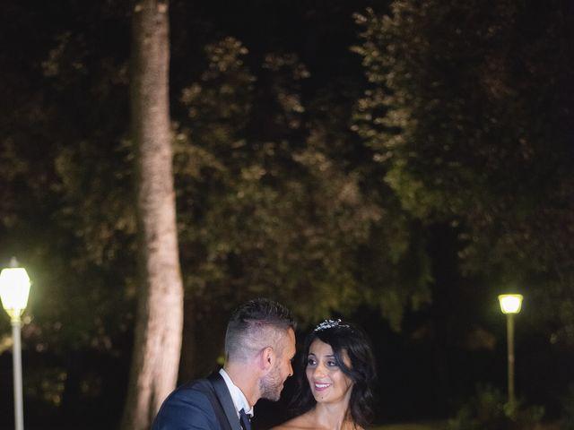 Il matrimonio di Giacomo e Camilla a Appignano, Macerata 141
